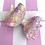 Thumbnail: Rainbow Lace Sparkle Bow