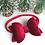 Thumbnail: Red Nutcracker Velvet Bow