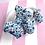 Thumbnail: Blue Flower Bow