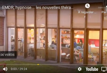 France 5 La maison des maternelles EMDR et EFT avec le Dr Frédéric Kochman