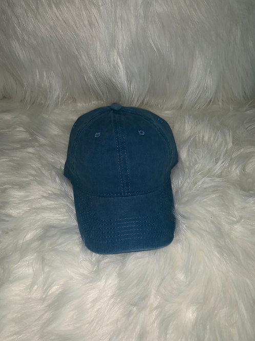 """""""Blue Dad Hat"""""""