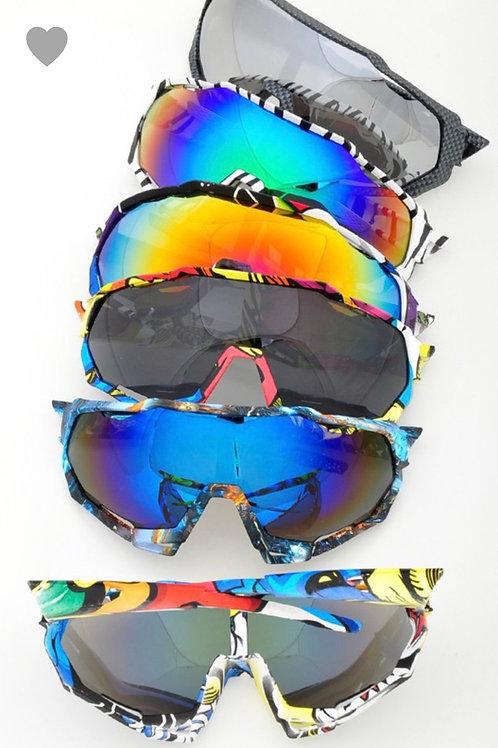 """conversation piece"" sunglasses"