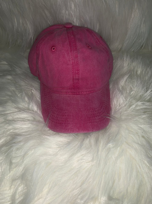 """""""Pink Dad Hat"""""""