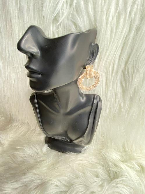 """pearl day"" earrings"