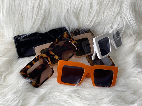 """misdemeanor"" sunglasses"