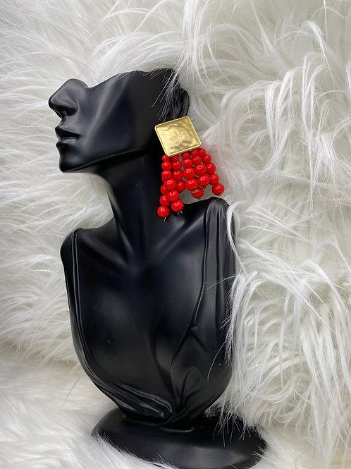 """church-y"" earrings"