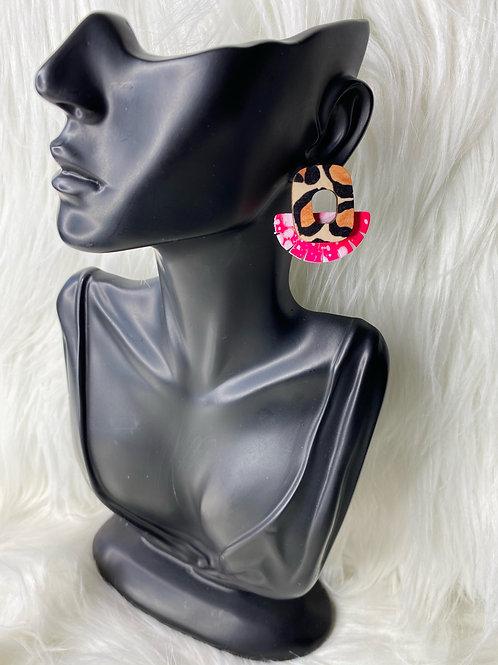 """""""luchini"""" earrings"""