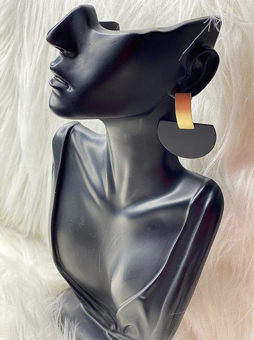 """""""monica"""" earrings"""