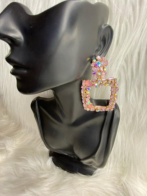 """""""shimmer"""" earrings"""