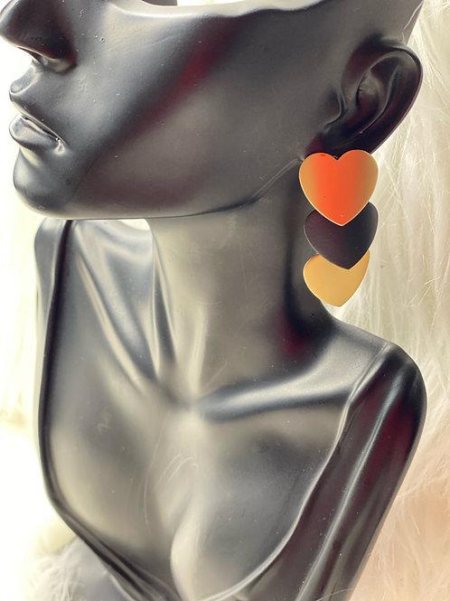 """""""miranda"""" earrings"""