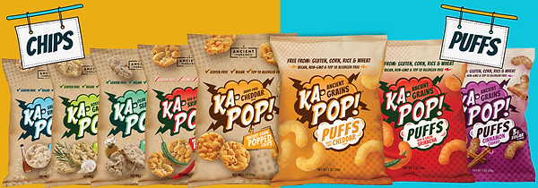 Ka-Pop! Updated Family of Products