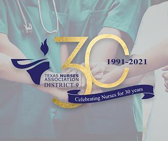 texas nurses association district 9 2021 Gala