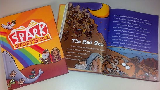 For Kids ~ JK to Grade 4     Join us for a lively, interactive Online Zoom Bible story time together. If any grandparents have visiting grandkids, this is for you, too!!