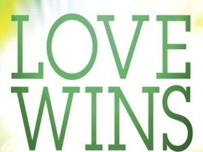 """Starting April 12th at 7:30 pm our Progressive Christianity group will be meeting on Zoom to discuss the book """"Love Wins"""" by Rob Bell."""