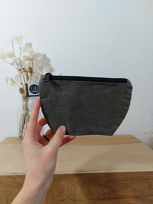Coin Pouch, grey