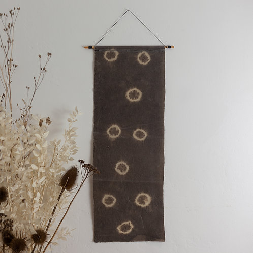 Flurry, Wall hanging, Medium