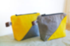 waxed canvas bags by Ciré