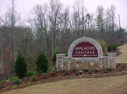 Apalachee Heritage Entrance Viewshed