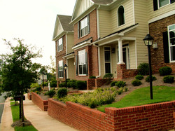 Multiple designs contribute to the traditional feel of Old Suwanee