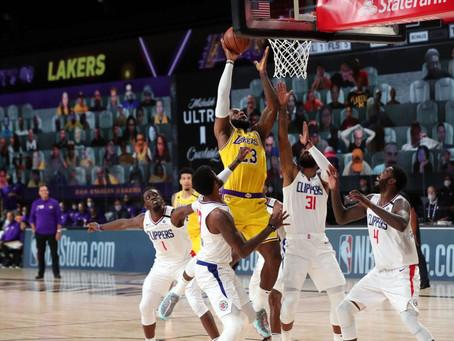 REGRESÓ LA NBA: UTAH Y LAKERS TRIUNFAN.