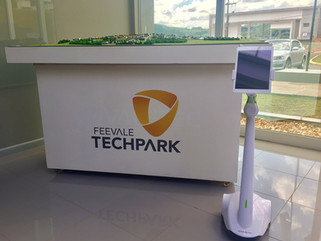Padbot no TechPark