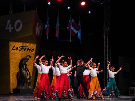 El Festival de Lo Ferro aúna juventud y solidaridad en la gala de escuelas flamencas