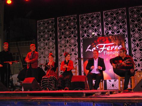 El flamenco se desborda en el arranque del Festival de Lo Ferro