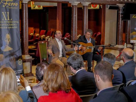 La cuadragésima edición del Festival Internacional de Cante Flamenco de Lo Ferro se llena de enjundi
