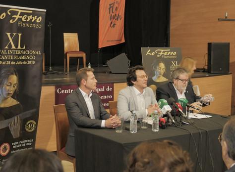 Cádiz y Lo Ferro unidas para siempre por el flamenco