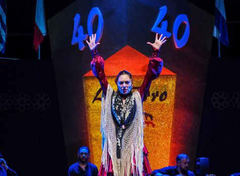 Flamenco de altura en Lo Ferro