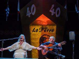 """""""El flamenco vuelve a Lo Ferro"""""""