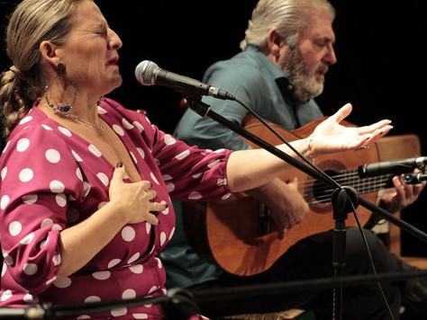 """Anabel de Vico, """"Melón de Oro"""" 2019, lleva el festival ferreño a La Cistérniga"""