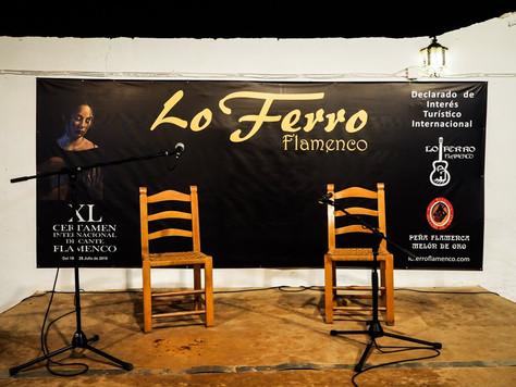 """""""Abiertas las inscripciones para el Concurso de Cante de la XLI edición del Festival de Lo Ferro"""""""