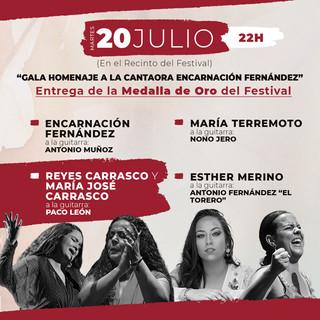 MARTES 20 JULIO 15€