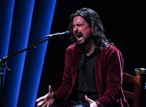 Eduardo Hidalgo abre el año flamenco en Lo Ferro