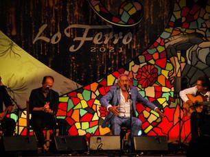 """""""Un huracán flamenco recorre el Festival de Lo Ferro"""""""