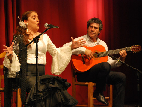 Gala Flamenca de Marzo