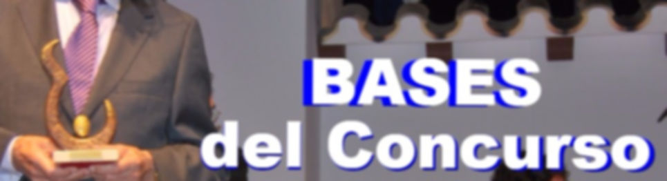 Bases del Concurso LO FERRO