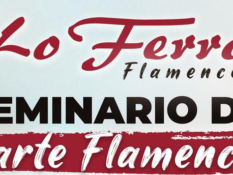 """""""Abiertas las inscripciones para el III Seminario de Arte Flamenco de Lo Ferro"""""""