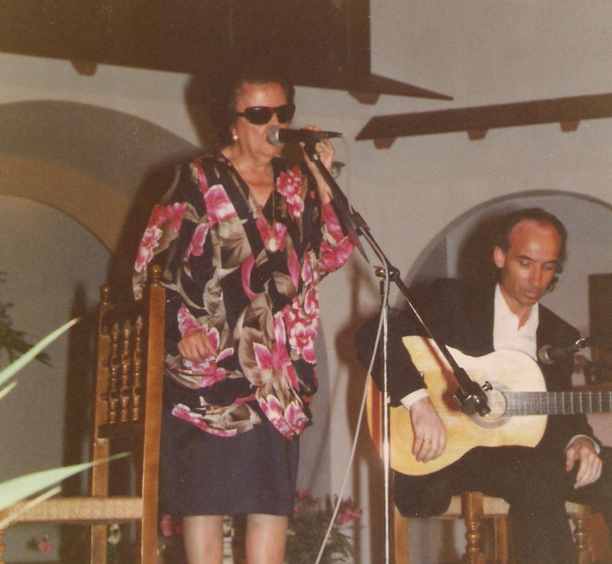 Niña de la Puebla 1990