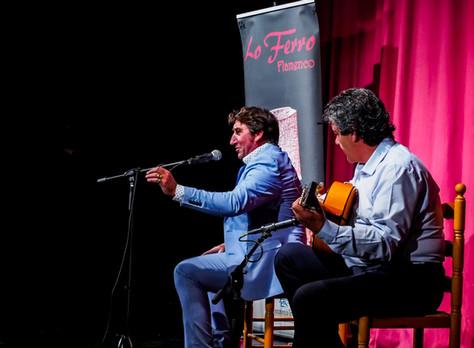 """Lo Ferro celebra el """"Día Internacional del Flamenco"""" con el cante de la ferreña como protagonista"""