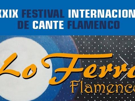 Activación de Radioaficionados 39 Festival de Cante Flamenco de Lo Ferro