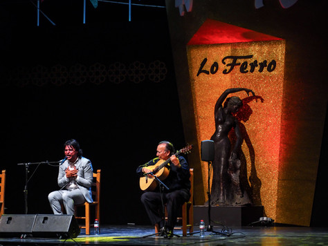 Triunfo del cante ortodoxo en Lo Ferro en la noche de recuerdo a Lola Flores