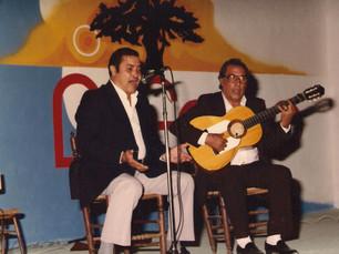 Lo Ferro lamenta la pérdida del gran guitarrista unionense Antonio Fernández.