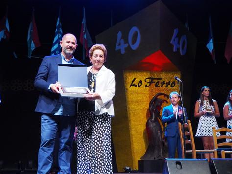 """El Festival de Lo Ferro, llora por la pérdida de """"Maite Defruc"""""""