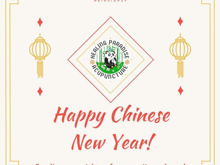 Chinese New Year- Year of the Pig