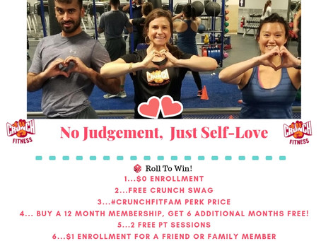28 Days of Self Love, Promos and Zen