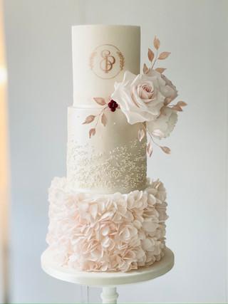 Monogram wedding cake.jpeg
