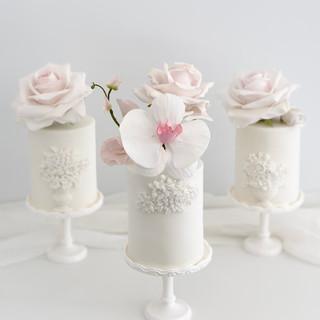 Mini wedding cakes trio.jpeg