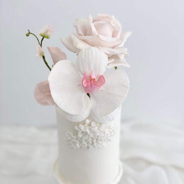 orchid mini wedding cake.jpeg